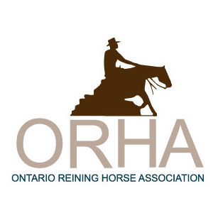 Ontario Reining Horse Association logo