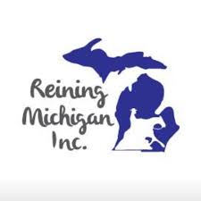 Reining Michigan logo